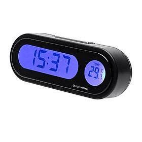 Đồng hồ mini trên ô tô V2