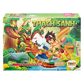 Xếp hình Puzzle Thạch Sanh Woody