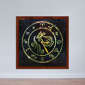 Đồng hồ treo tường cung