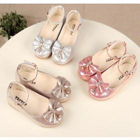 Giày búp bê đính nơ siêu dễ thương cho bé gái 20982