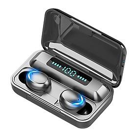 Tai Nghe F9 TWS Bluetooth 5.0 Tai Nghe Stereo Không Dây 350mAh