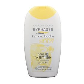 Sữa tắm byphase hương vani (500ml)