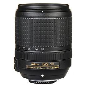Ống Kính Nikon 18-140mm F3.5-5.6 G VR ED - Hàng Chính Hãng