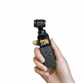 Hình đại diện sản phẩm Máy quay phim bỏ túi DJI Osmo Mobile Pocket - Đen