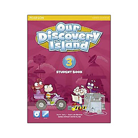 Our Discovery Island American Sb3 W/Cdrom & Online Access Code
