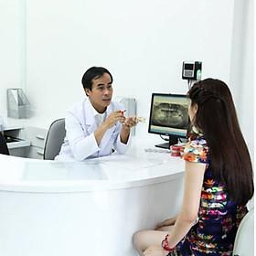 Tẩy trắng răng công nghệ Laser tại Nha khoa Vinh An