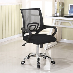 Ghế xoay văn phòng BE005BL - Ghế văn phòng cao cấp