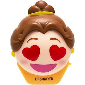Lip Smacker - Son Disney Emoji – Belle Người Đẹp Và Quái Vật - Lip Smacker Disney Emoji Lip Balm – Belle – Last Rose Petal