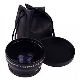 Lens Chụp Ảnh Cho Điện Thoại 2 Trong 1 (Góc Rộng Và Macro)