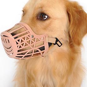 Rọ Mõm nhựa cho chó 7 size