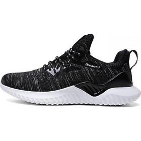 Giày Sneaker Nam Thể Thao Mẫu Mới BAZAS BZ01810TG Trắng Xám