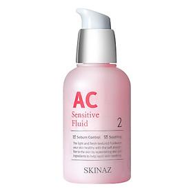 Tinh Chất Cao Cấp Phục Hồi Da Nhạy Cảm Ac Sensitive Fluid Skinaz (50ml)
