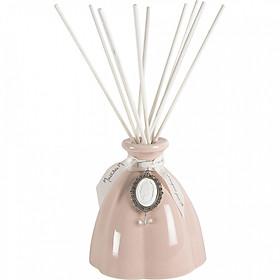 Bộ Khuếch Tán Nước Hoa Mathilde M Room fragrance diffuser Marie Antoinette Nude - Belle Envolée 200ml