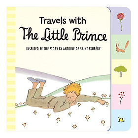 Travels with the Little Prince (Tabbed Board Book)