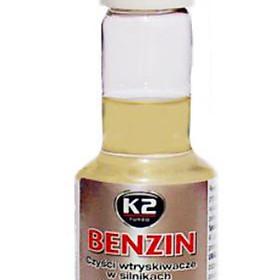 Phụ gia nhiên liệu súc rửa kim phun cho ô tô động cơ xăng K2 benzin 50 ml