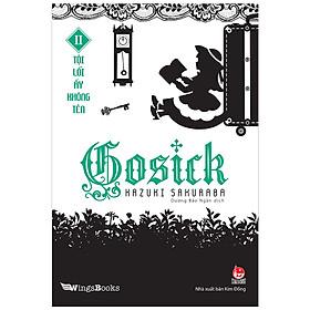 Gosick - Tập 2 - Tội Lỗi Ấy Không Tên