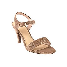 Giày Sandal Gót Nhọn Quai Gắn Đinh Nút Sulily SG1-I17DONG