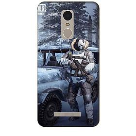 Ốp lưng dành cho điện thoại XIAOMI NOTE 3 hình PUBG Mẫu 15