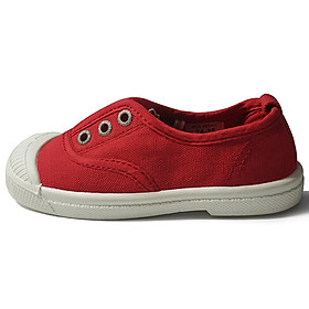 Giày Lười Bé Gái Iriewash Từ 1 - 5 Tuổi - Màu Đỏ L01