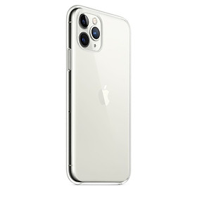 Ốp Lưng Dẽo Silicone Dành Cho Apple: iPhone 11, iPhone 11 Pro (Trong suốt) - Iphone 11 Pro Max