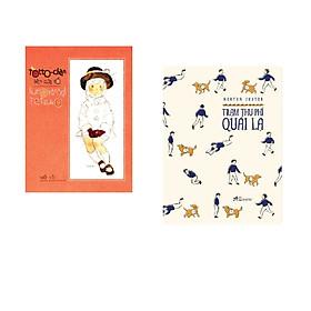 Combo 2 cuốn sách: Totto-Chan bên cửa sổ   + Trạm thu phí Quái lạ