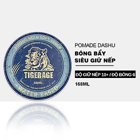 Pomade tạo kiểu tóc DASHU Classic Tiger Rage Water Based 168ml Pomade gốc nước Tạo kiểu tối ưu Hương nước hoa nam tính Sáp vuốt tóc nam JN-PM01