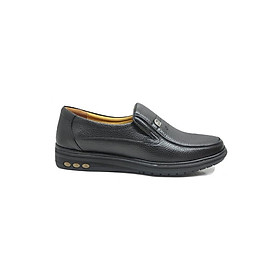 Hình đại diện sản phẩm Giày Tây Nam Da Bò Hải Nancy 33673D - Đen