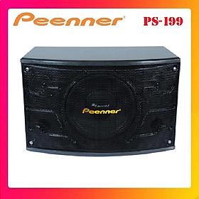 Loa Karaoke Nghe Nhạc Gia Đình Peenner PS-199 Bass 25cm - Loa cao cấp - Hàng chính hãng