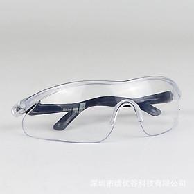Kính bảo hộ, bảo vệ mắt khỏi khói bụi, UV,  nước mưa và các vật thể lạ, hỗ trợ tối ưu phòng dịch bệnh