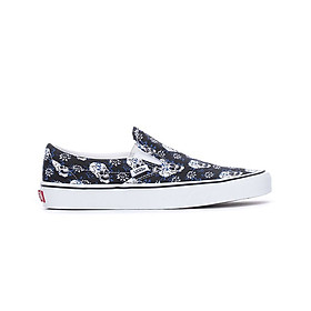 Giày Vans Slip On Flash Skull VN0A4U381HJ