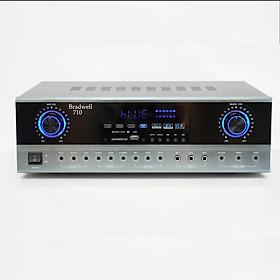 Amply karaoke Bradwell BR710 hàng chính hãng