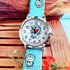 Đồng hồ đeo tay hình doremon siêu ngầu cho bé