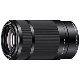 Ống Kính Chụp Hình Sony E 55-210mm F/4.5-6.3 OSS APS-C - Đen (SEL55210)
