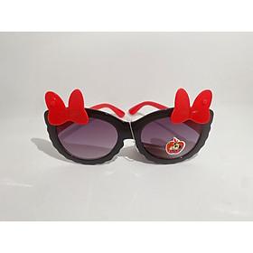 Kính mát cao cấp chống tia UV dành cho bé gái từ 1 tới 6 tuổi hình bướm siêu dễ thương Jun Secrect BD92292