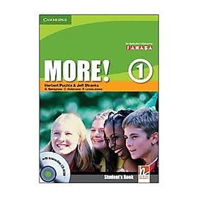 More! Level 1 Student's book with interactive CD-ROM