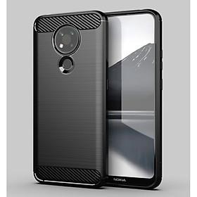 Ốp lưng chống sốc Vân Sợi Carbon cho Nokia 3.4