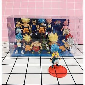 Bộ 13 Mô hình tượng Dragon Ball , Figure 7 viên ngọc rồng