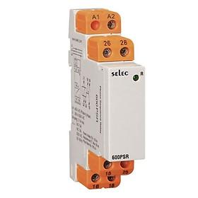 SELEC 600PSR 280/520 - Rơ le bảo vệ ngược pha và mất pha