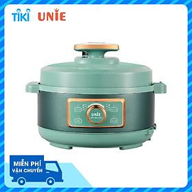 Nồi áp suất điện đa năng Unie UN630, công suất 1000W, dung tích 3L, hàng chính hãng