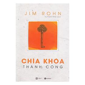 Bộ Sách Jim Rohn - Chìa Khóa Thành Công (Tái Bản)
