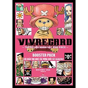 Vivre Card - Thẻ Dữ Liệu Nhân Vật One Piece Booster Pack - Đội Quân Tinh Nhuệ Của Vương Quốc Cát Alabasta!!