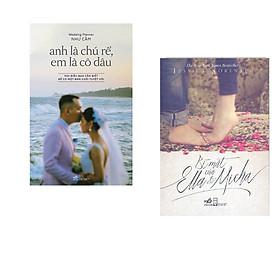 Combo 2 cuốn sách: Anh là chú rể, em là cô dâu + Bí mật của Ella & Micha