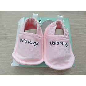 giày vớ uala sơ sinh bé trai bé gái ( 0-6m)