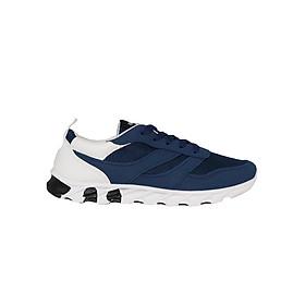 Giày Thể Thao Nam Xanh Trắng T302XH + Tặng 2 Đôi Tất Khử Mùi