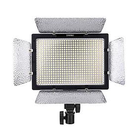 Đèn 600 Chíp LED Hỗ Trợ Chụp Ảnh Màu Sắc Linh Hoạt Có Điều Khiển Thông Minh Từ Xa Yongnuo YN-600L Cho Máy Ảnh Canon/ Nikon/ Camcorder/ DSLR