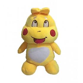 Gấu bông Qoobee size 50 cm tặng kèm túi rút Qoobee xinh xắn - mẫu 4