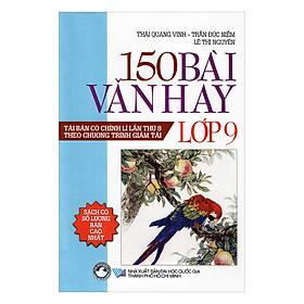 150 Bài Văn Hay Lớp 9