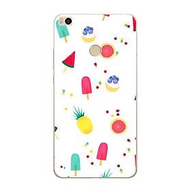 Ốp lưng dẻo cho điện thoại Xiaomi Mi Max 2 - Summer 01