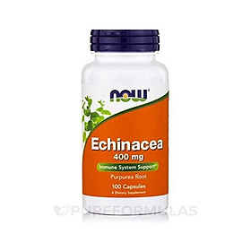 Viên uống NOW FOODS Now ECHINACEA RT