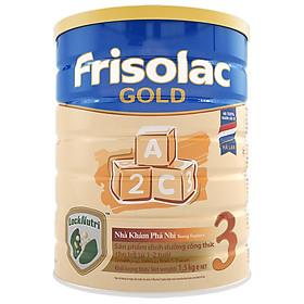 Sữa Bột Friso Gold 3 1500g